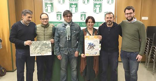 Presentada la I edición «El Cid FalcoXtrem»